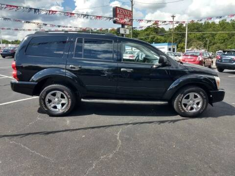 2005 Dodge Durango for sale at Kenny's Auto Sales Inc. in Lowell NC