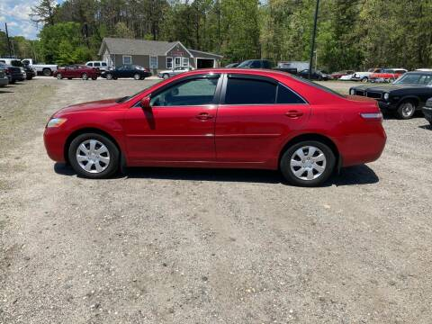 2007 Toyota Camry for sale at MIKE B CARS LTD in Hammonton NJ