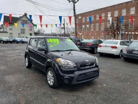 2013 Kia Soul for sale at Best Cars R Us in Plainfield NJ
