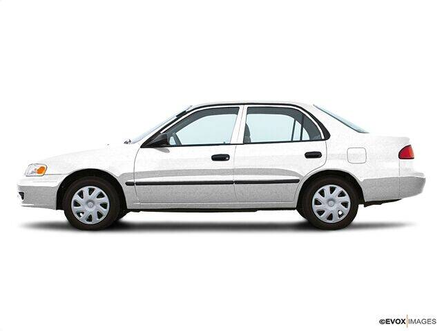 2002 Toyota Corolla for sale at CHAPARRAL USED CARS in Piney Flats TN