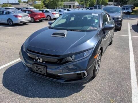 2019 Honda Civic for sale at Strosnider Chevrolet in Hopewell VA