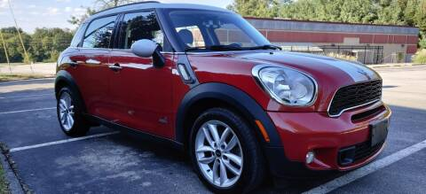2013 MINI Countryman for sale at Auto Wholesalers in Saint Louis MO