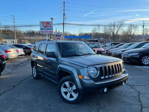 2011 Jeep Patriot for sale at KB Auto Mall LLC in Akron OH
