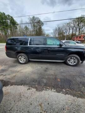 2015 Chevrolet Suburban for sale at Star Auto Sales in Richmond VA
