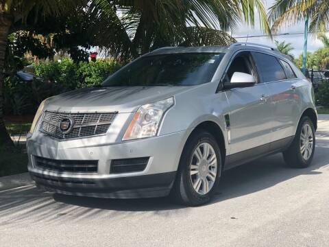 2010 Cadillac SRX for sale at L G AUTO SALES in Boynton Beach FL