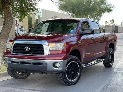 2007 Toyota Tundra for sale at SNB Motors in Mesa AZ