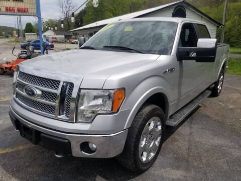 2011 Ford F-150 for sale at G T Auto Group in Goodlettsville TN