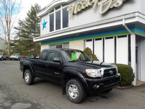 2011 Toyota Tacoma for sale at Nicky D's in Easthampton MA