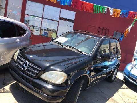 2001 Mercedes-Benz M-Class for sale at Excelsior Motors , Inc in San Francisco CA