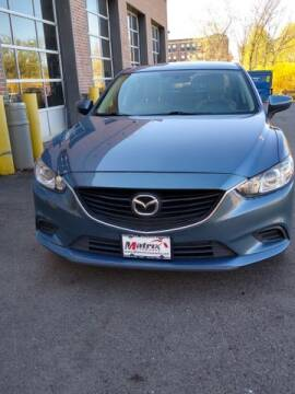 2016 Mazda MAZDA6 for sale at Matrix Autoworks in Nashua NH