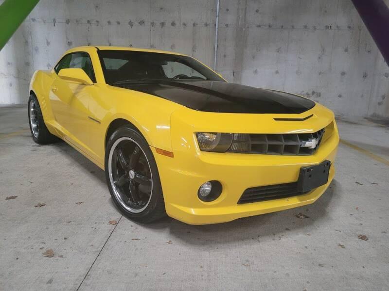 2013 Chevrolet Camaro for sale at Kelley Autoplex in San Antonio TX