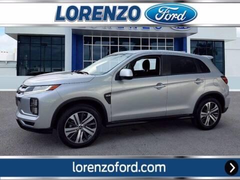 2020 Mitsubishi Outlander Sport for sale at Lorenzo Ford in Homestead FL
