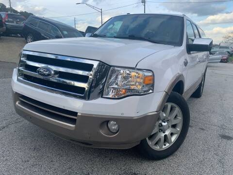 2014 Ford Expedition EL for sale at Philip Motors Inc in Snellville GA