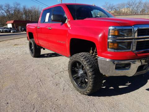 2014 Chevrolet Silverado 1500 for sale at Empire Auto Remarketing in Shawnee OK