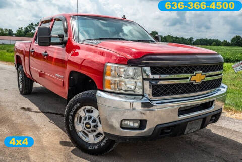 2011 Chevrolet Silverado 2500HD for sale at Fruendly Auto Source in Moscow Mills MO