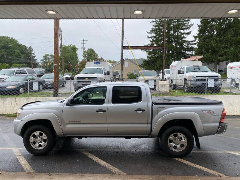 2005 Toyota Tacoma for sale at Ginters Auto Sales in Camp Hill PA