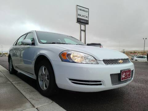 2015 Chevrolet Impala Limited for sale at Tommy's Car Lot in Chadron NE