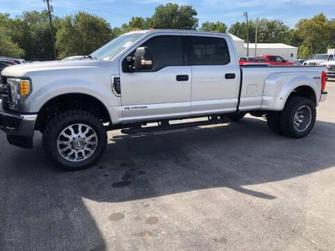 2017 Ford F-350 Super Duty for sale at Luv Motor Company in Roland OK