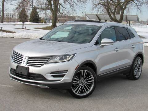 2015 Lincoln MKC for sale at Highland Luxury in Highland IN
