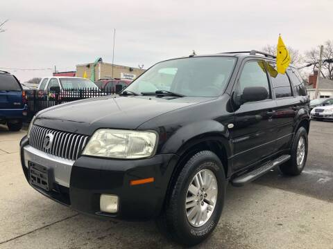 2006 Mercury Mariner for sale at Crestwood Auto Center in Richmond VA