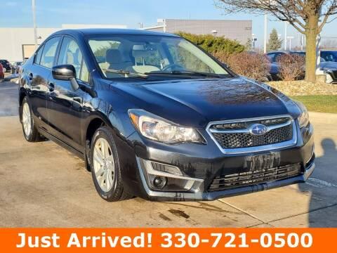 2015 Subaru Impreza for sale at Ken Ganley Nissan in Medina OH