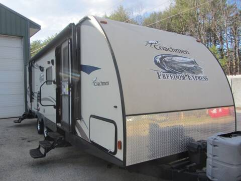 2014 Forest River Freedom Express for sale at Jons Route 114 Auto Sales in New Boston NH