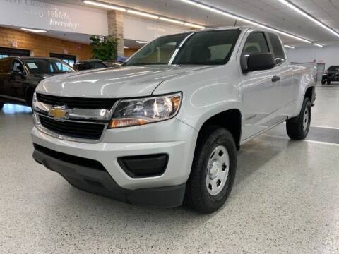 2018 Chevrolet Colorado for sale at Dixie Motors in Fairfield OH
