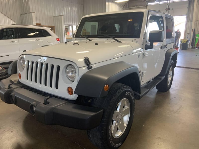 2011 Jeep Wrangler for sale at Blake Hollenbeck Auto Sales in Greenville MI