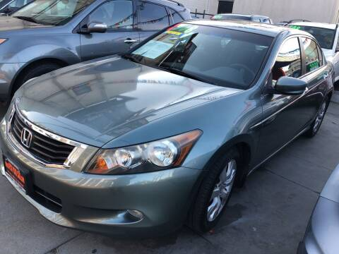 2010 Honda Accord for sale at Excelsior Motors , Inc in San Francisco CA