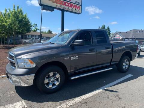 2016 RAM Ram Pickup 1500 for sale at South Commercial Auto Sales in Salem OR