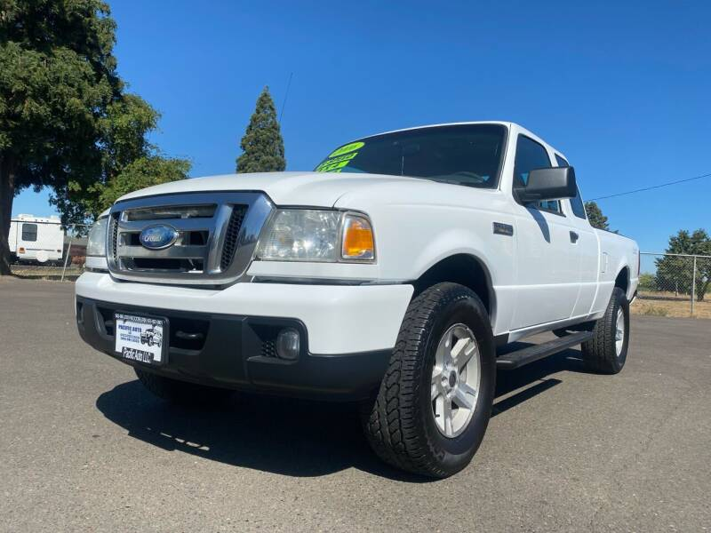 2006 Ford Ranger for sale at Pacific Auto LLC in Woodburn OR