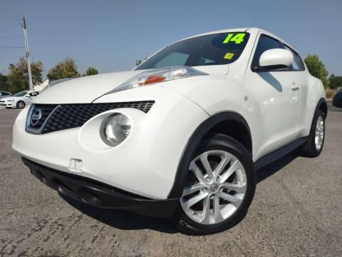 2014 Nissan JUKE for sale at Auto Mercado in Clovis CA
