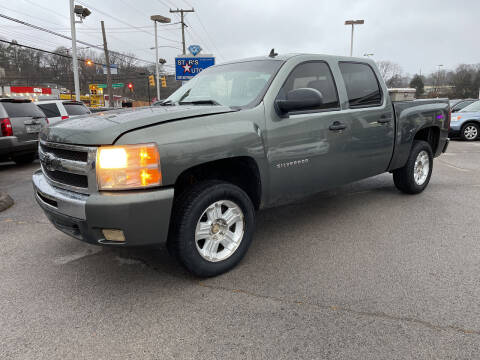 2011 Chevrolet Silverado 1500 for sale at Stars Auto Finance in Nashville TN