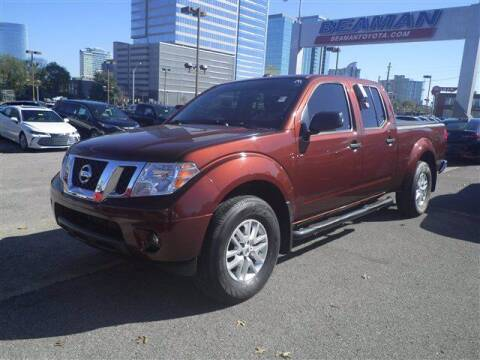 2017 Nissan Frontier for sale at BEAMAN TOYOTA GMC BUICK in Nashville TN