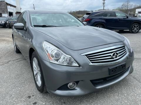 2011 Infiniti G37 Sedan for sale at Ron Motor Inc. in Wantage NJ