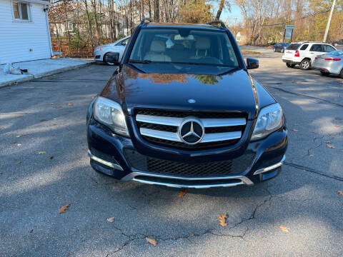 2013 Mercedes-Benz GLK for sale at USA Auto Sales in Leominster MA