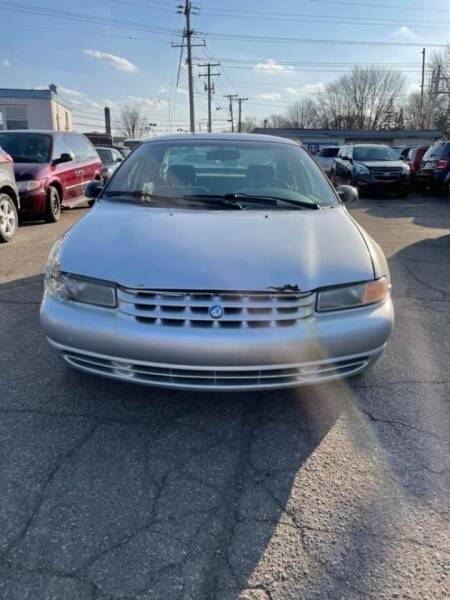2000 Plymouth Breeze for sale at R&R Car Company in Mount Clemens MI