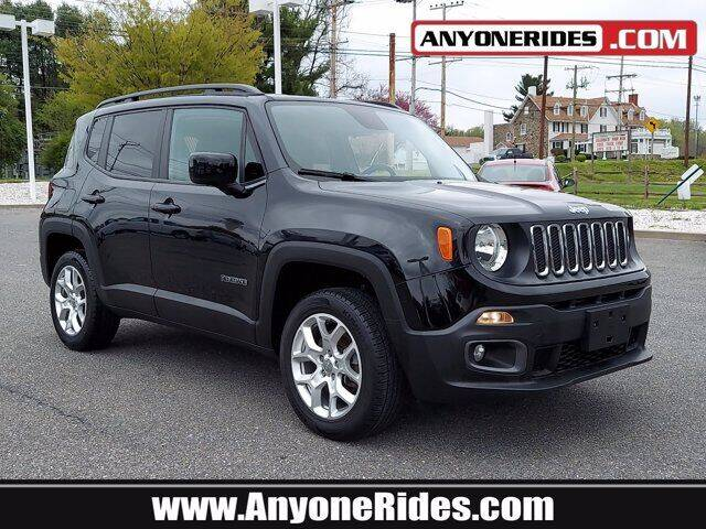 2017 Jeep Renegade for sale at ANYONERIDES.COM in Kingsville MD