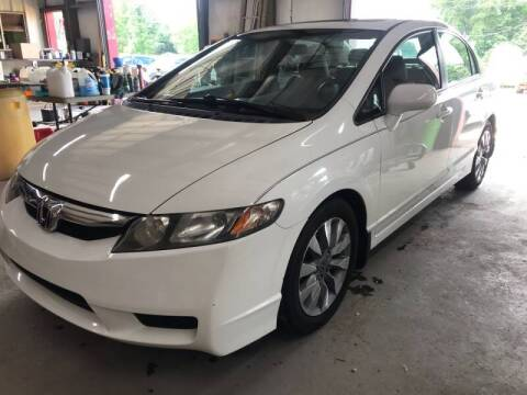 2010 Honda Civic for sale at Bay City Auto's in Mobile AL