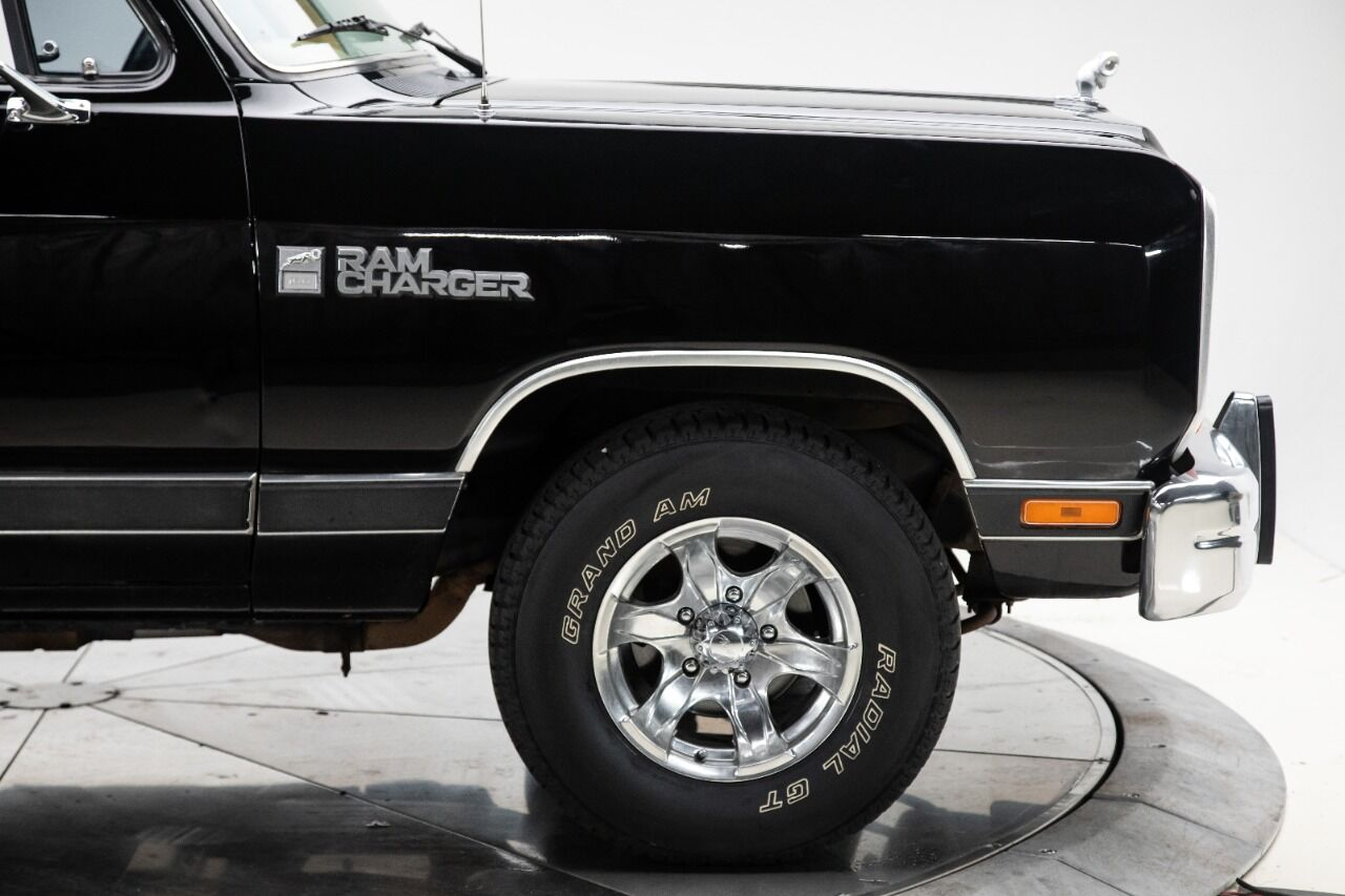 1989 Dodge Ramcharger 13