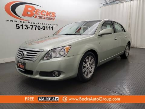 2009 Toyota Avalon for sale at Becks Auto Group in Mason OH