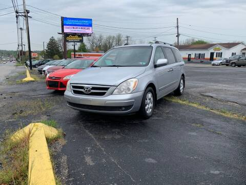 2007 Hyundai Entourage for sale at Credit Connection Auto Sales Dover in Dover PA