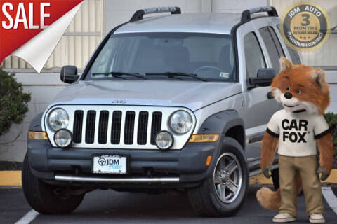 2005 Jeep Liberty for sale at JDM Auto in Fredericksburg VA