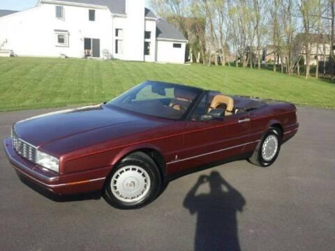 1974 Cadillac Allante for sale at Classic Car Deals in Cadillac MI