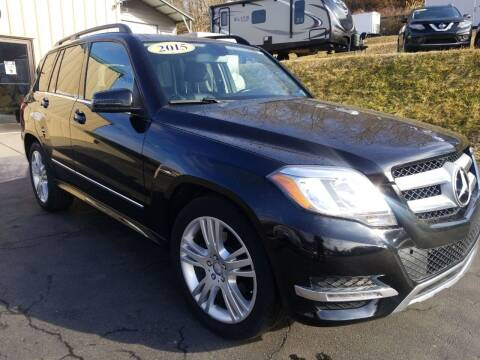 2015 Mercedes-Benz GLK for sale at W V Auto & Powersports Sales in Cross Lanes WV