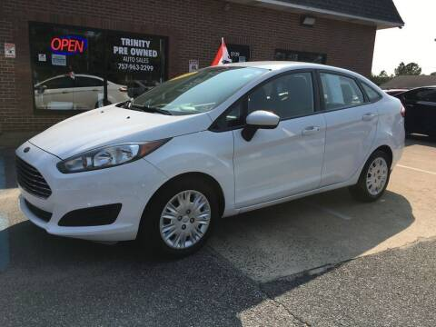 2014 Ford Fiesta for sale at Bankruptcy Car Financing in Norfolk VA