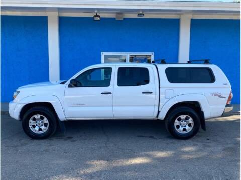 2009 Toyota Tacoma for sale at Khodas Cars in Gilroy CA
