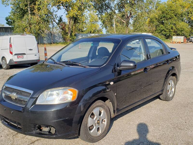2007 Chevrolet Aveo for sale at Flex Auto Sales in Cleveland OH
