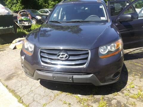 2010 Hyundai Santa Fe for sale at Moreland Motorsports in Conley GA