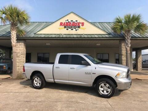 2017 RAM Ram Pickup 1500 for sale at Rabeaux's Auto Sales in Lafayette LA